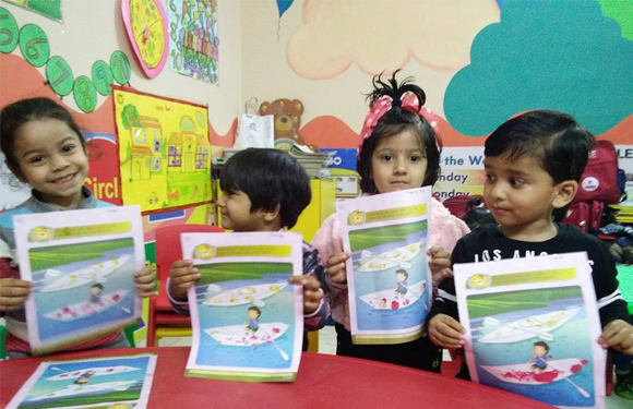 Dwarka Best Kidzee School, Dwarka Sector 19 Kidzee Play School